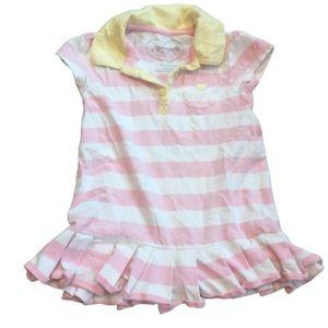 Greendog Striped Dress
